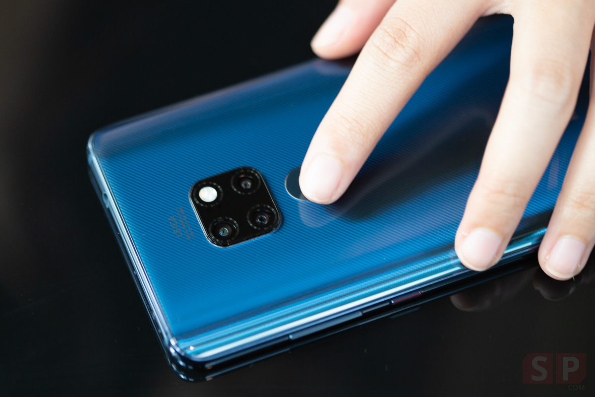 Review HUAWEI Mate 20 SpecPhone 25