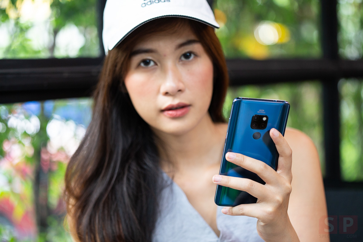 Review HUAWEI Mate 20 SpecPhone 28