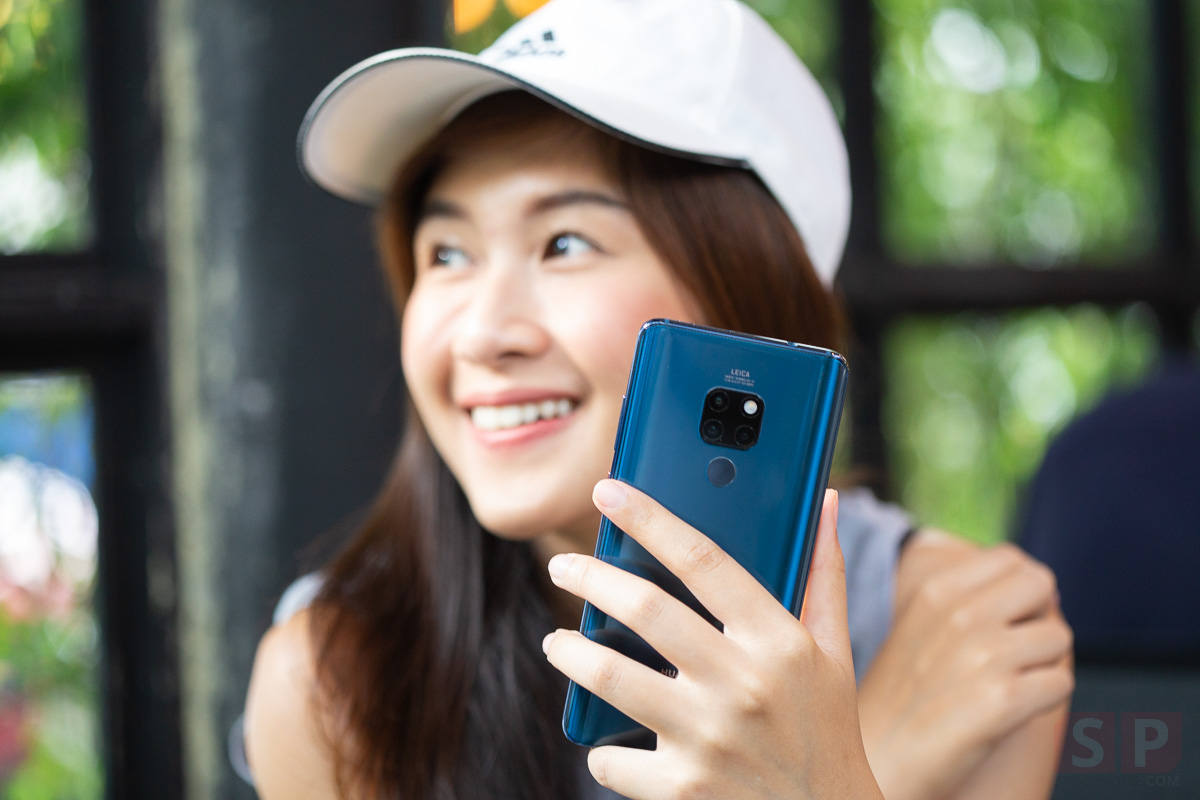Review HUAWEI Mate 20 SpecPhone 29