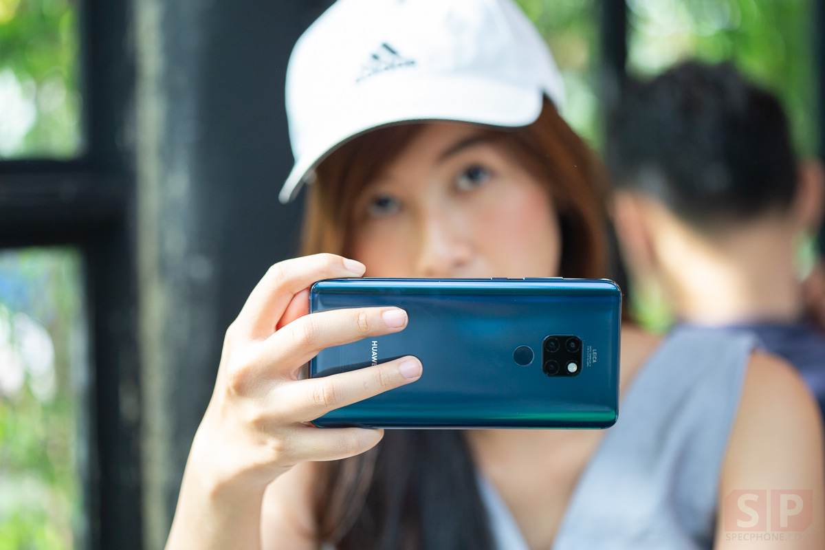 Review HUAWEI Mate 20 SpecPhone 3
