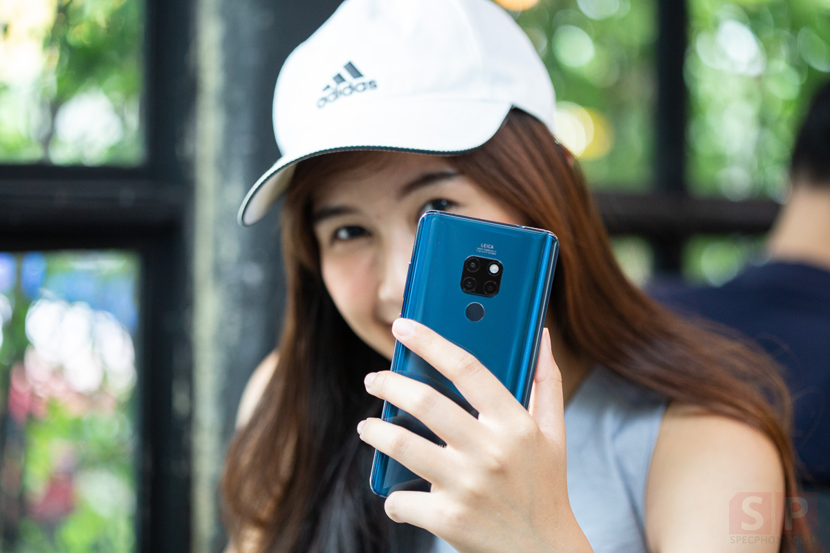 Review HUAWEI Mate 20 SpecPhone 30
