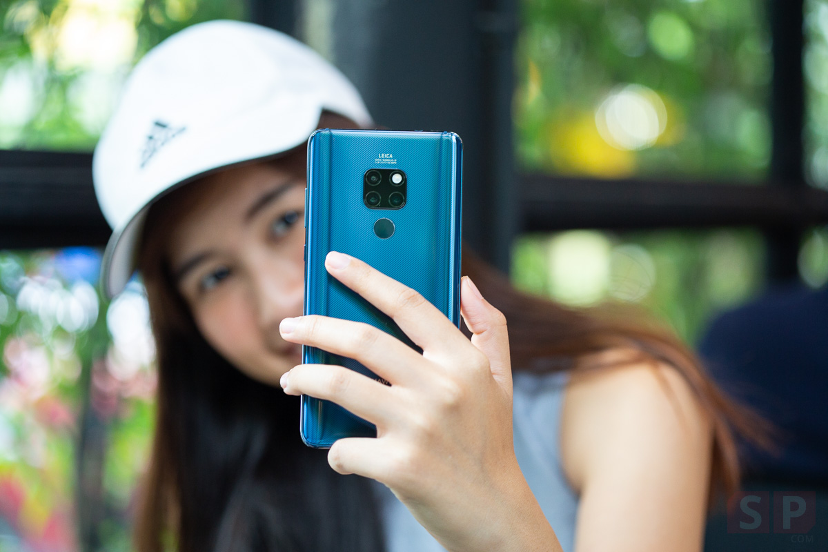 Review HUAWEI Mate 20 SpecPhone 31