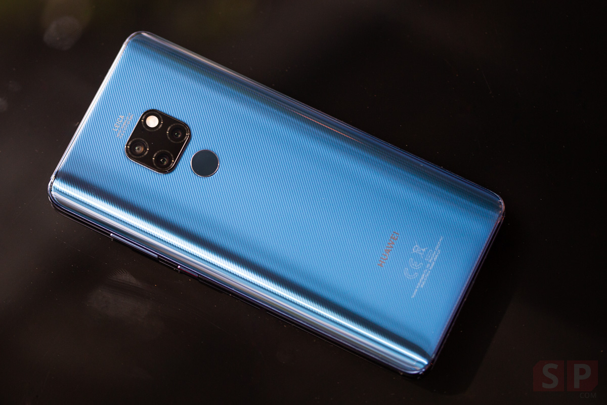 Review HUAWEI Mate 20 SpecPhone 5