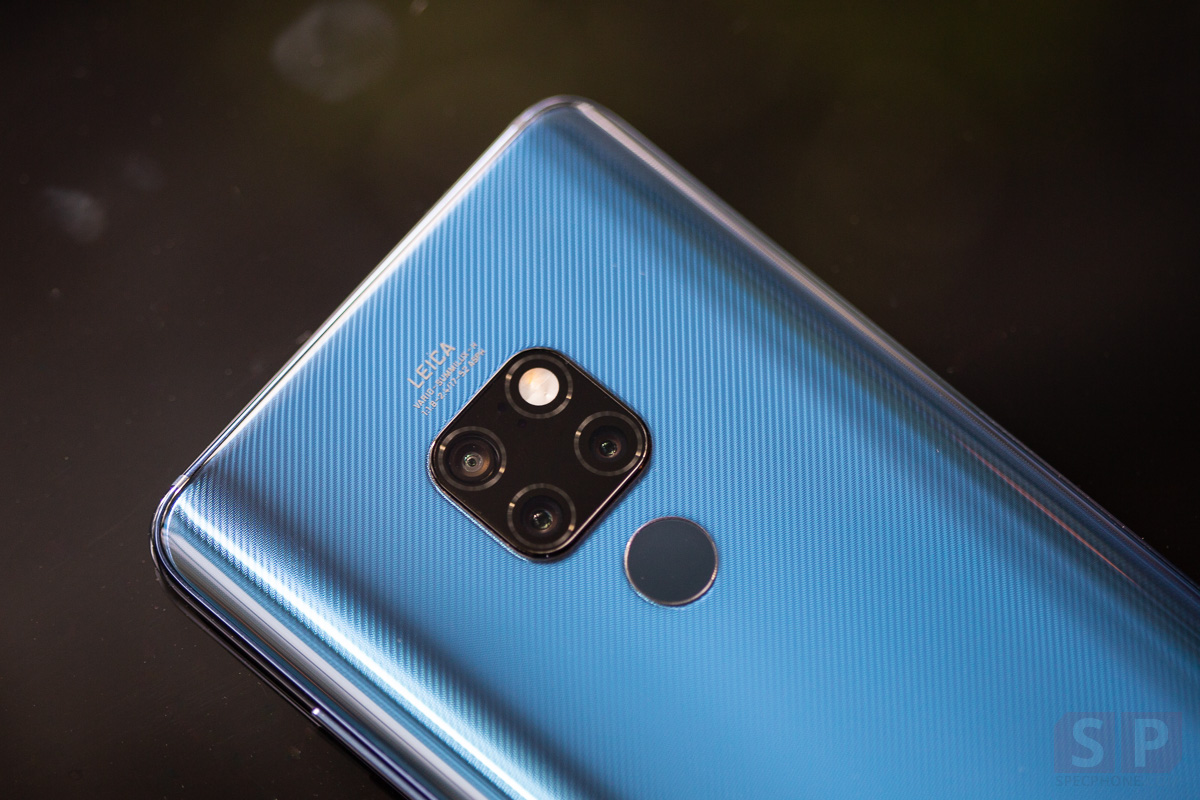 Review HUAWEI Mate 20 SpecPhone 6