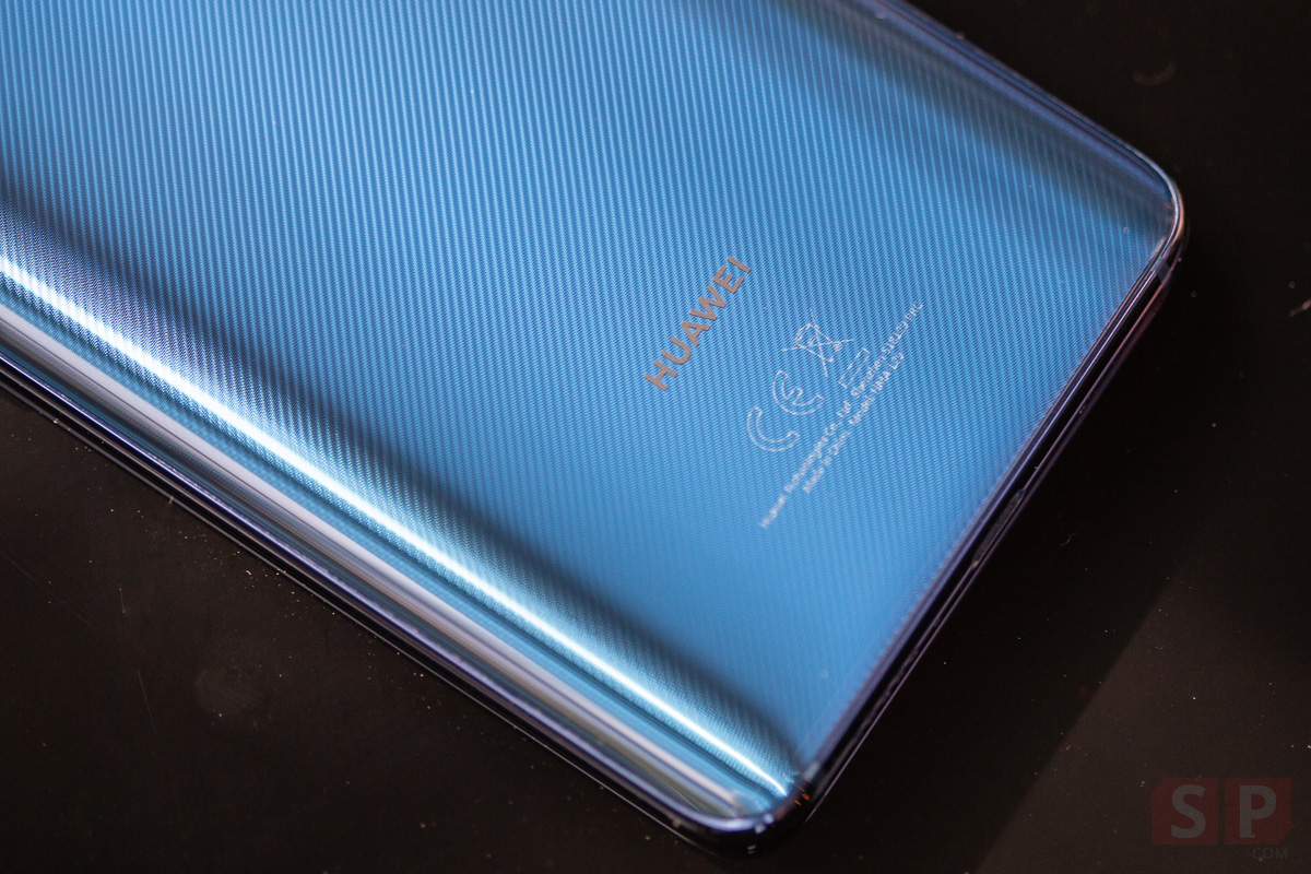 Review HUAWEI Mate 20 SpecPhone 7