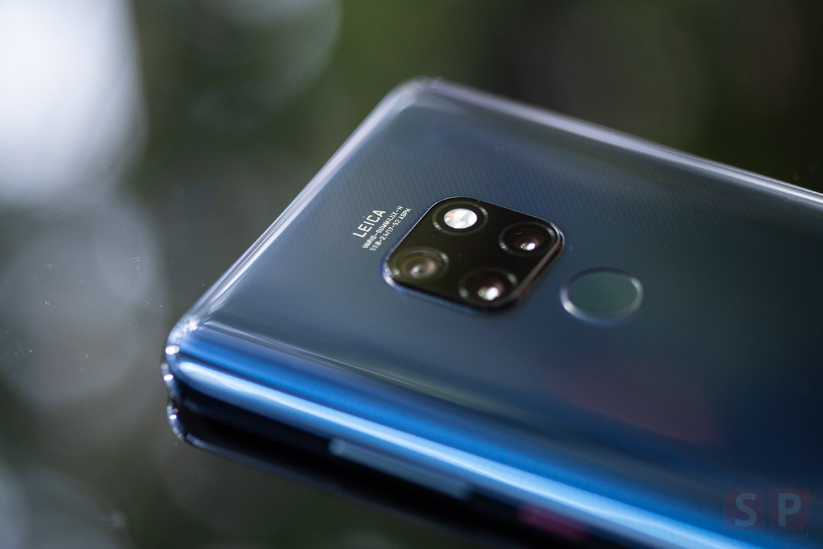 Review HUAWEI Mate 20 SpecPhone 9