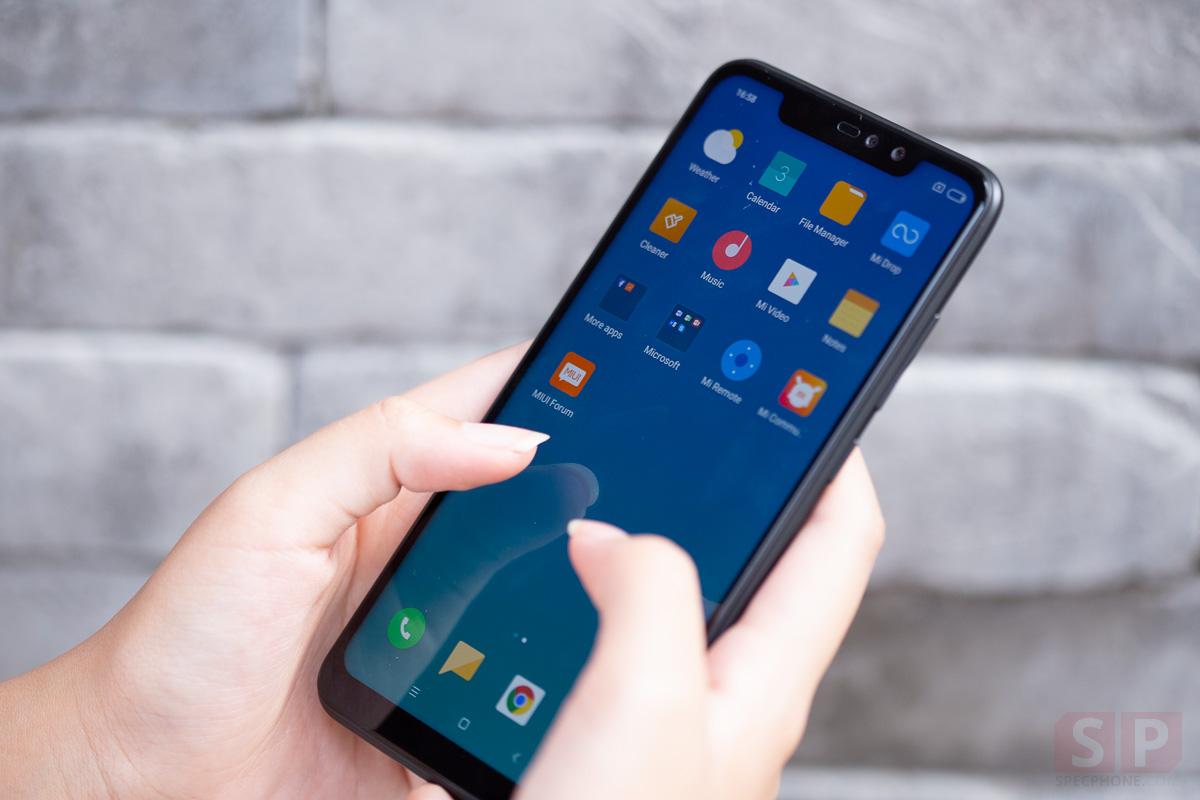 Review Xiaomi Redmi Note 6 Pro SpecPhone 16