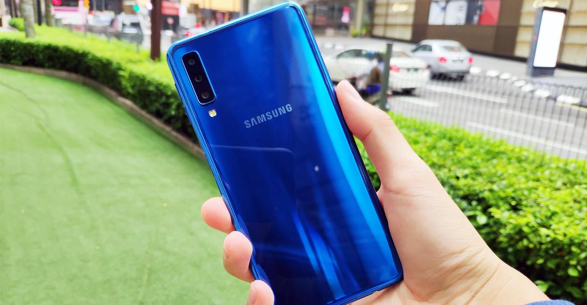 พรีวิว Samsung Galaxy A7 (2018)