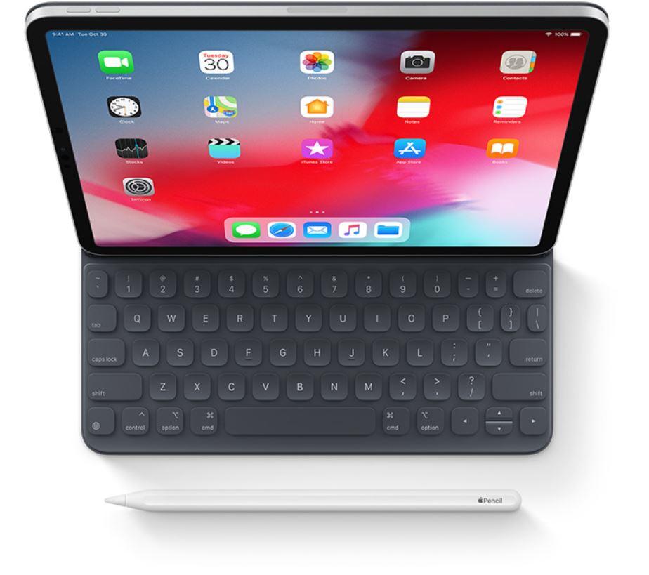 เปิดตัว iPad Pro (2018) เปลี่ยนดีไซน์ครั้งใหญ่ ตัดปุ่มโฮม เพิ่ม Face ID ใช้ชิป Apple A12X