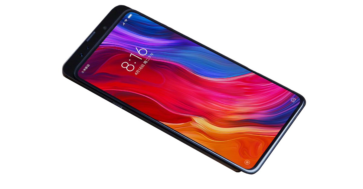 Xiaomi เตรียมเปิดตัว Xiaomi Mi Mix 3