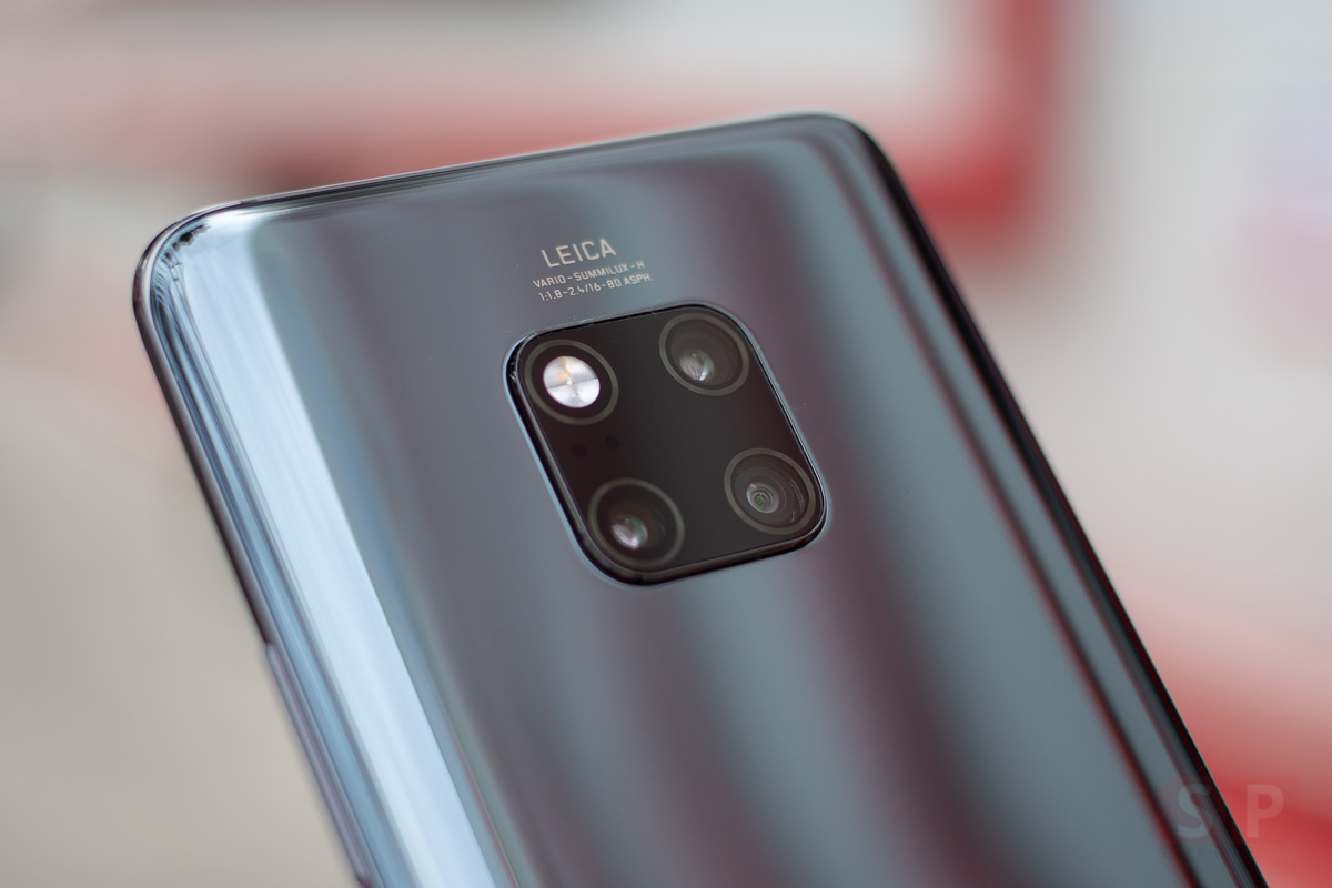 Compare HUAWEI Mate 20 Pro vs iPhone XS Max SpecPhone 0008