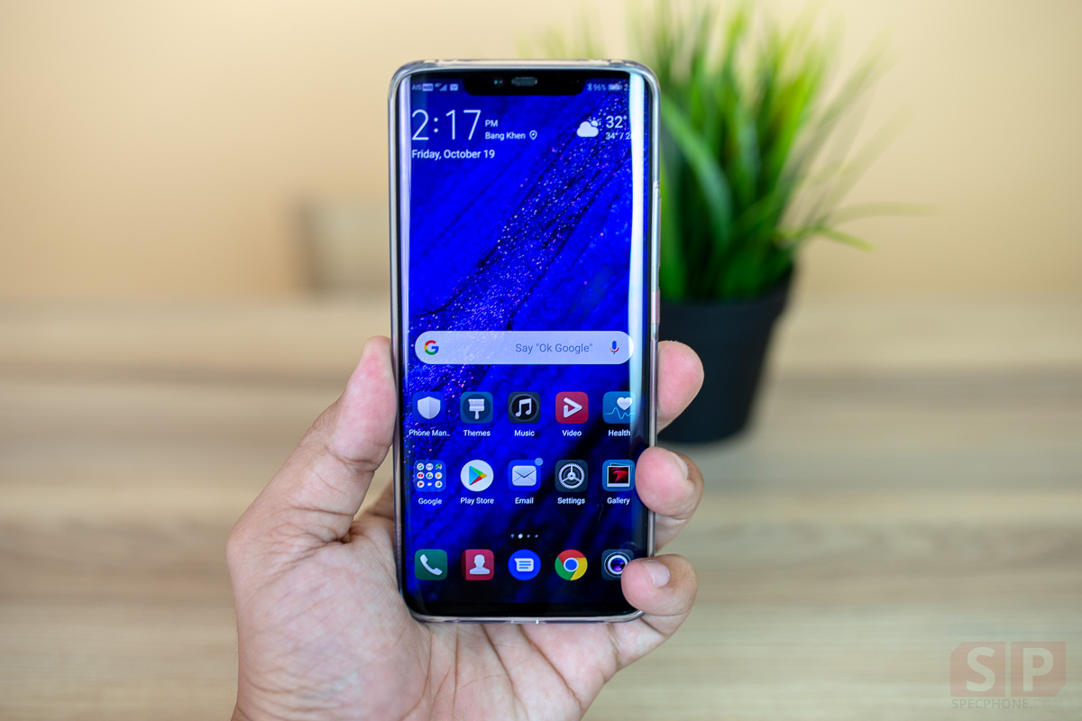 Review HUAWEI Mate 20 Pro SpecPhone 00001