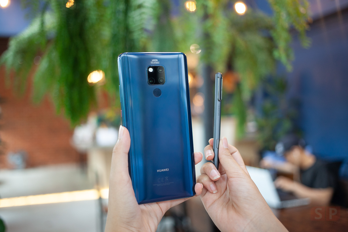 Review HUAWEI Mate 20 X SpecPhone 00044