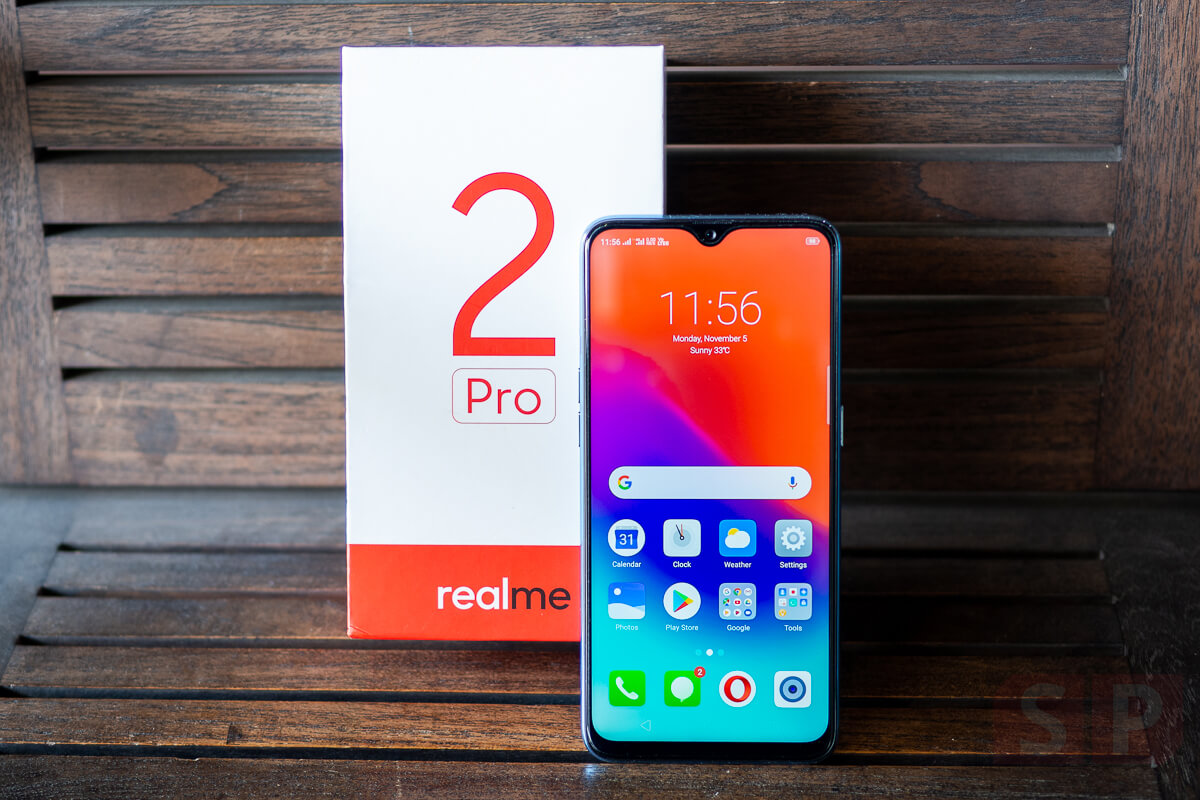 Review Realme 2 Pro Specphone 1