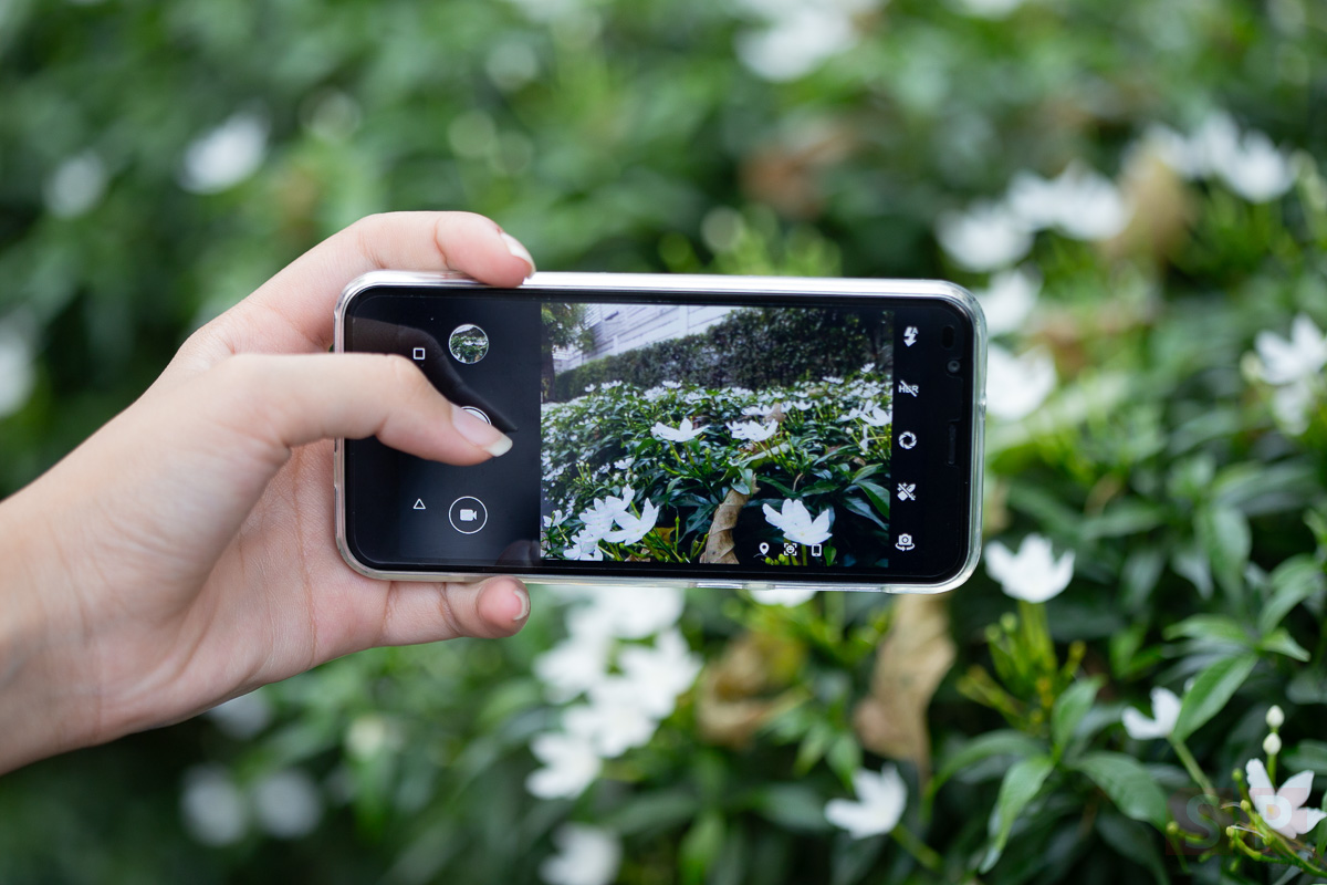 Review TRUE SMART 4G P1 SpecPhone 1