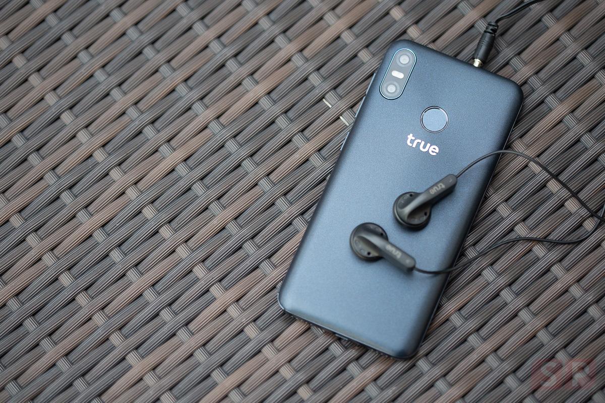 Review TRUE SMART 4G P1 SpecPhone 12