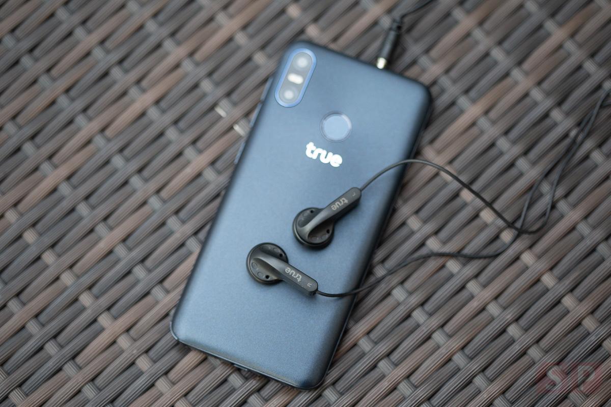 Review TRUE SMART 4G P1 SpecPhone 13