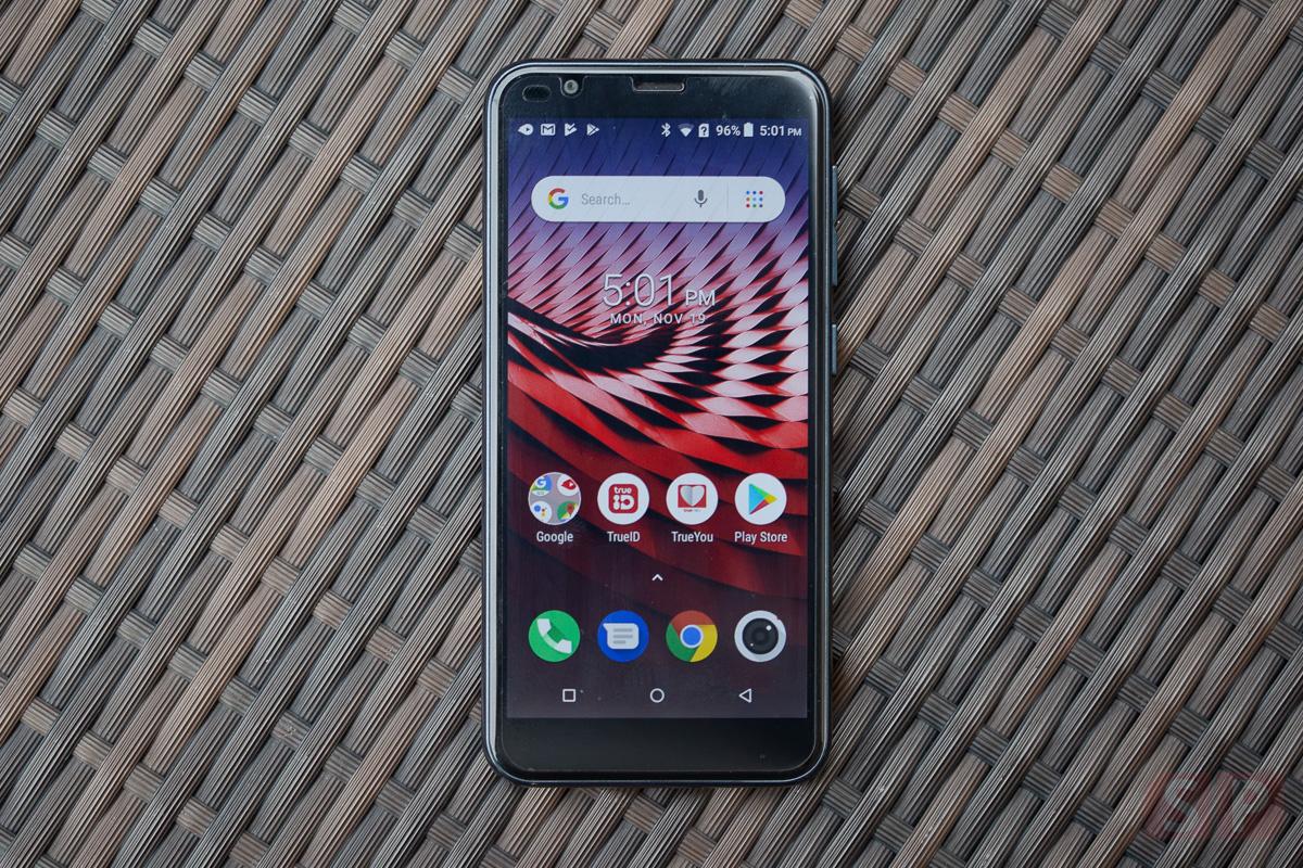Review TRUE SMART 4G P1 SpecPhone 14
