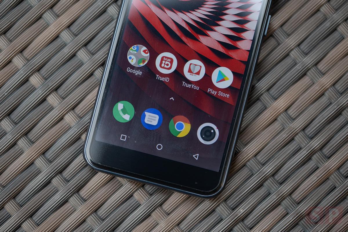 Review TRUE SMART 4G P1 SpecPhone 15