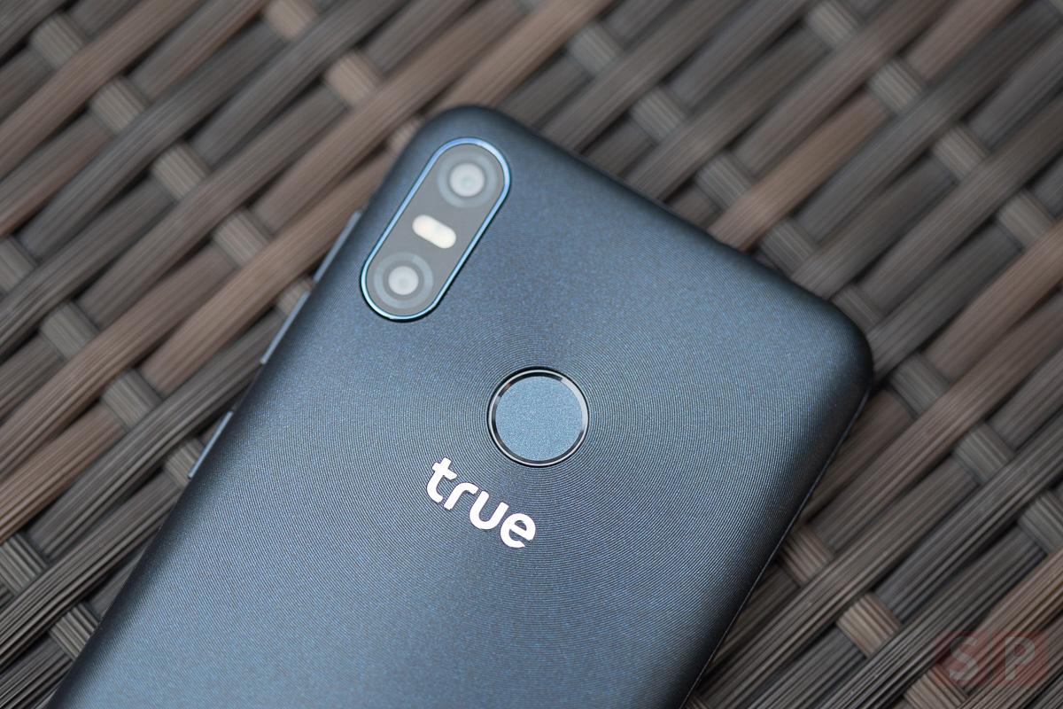 Review TRUE SMART 4G P1 SpecPhone 17