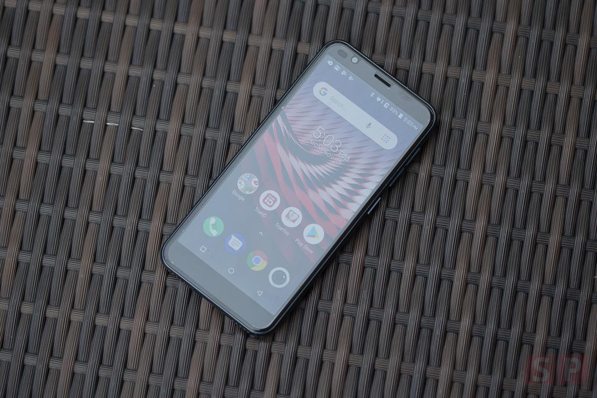 Review TRUE SMART 4G P1 SpecPhone 24