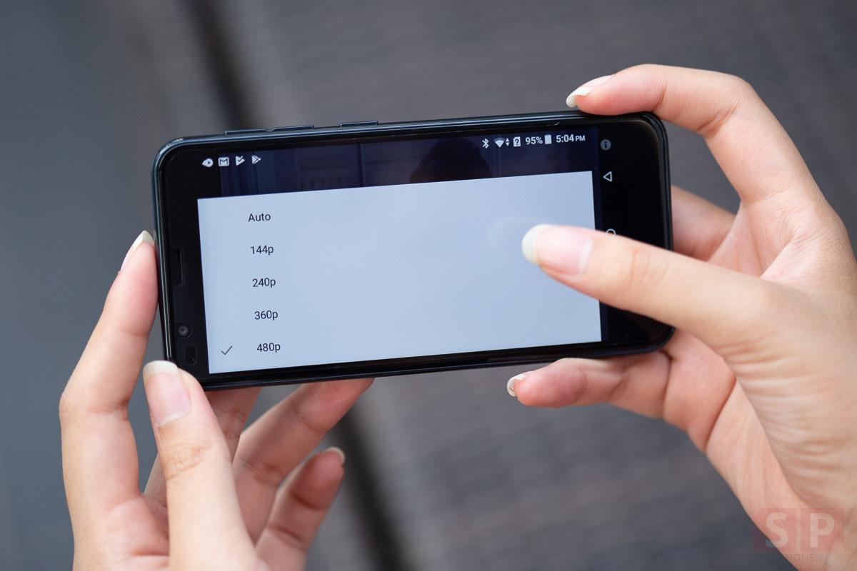 Review TRUE SMART 4G P1 SpecPhone 25