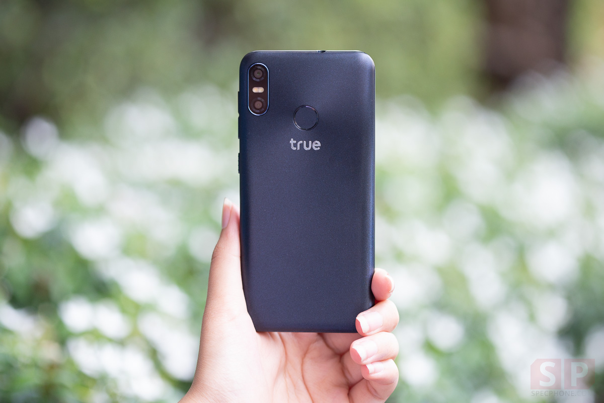 Review TRUE SMART 4G P1 SpecPhone 3