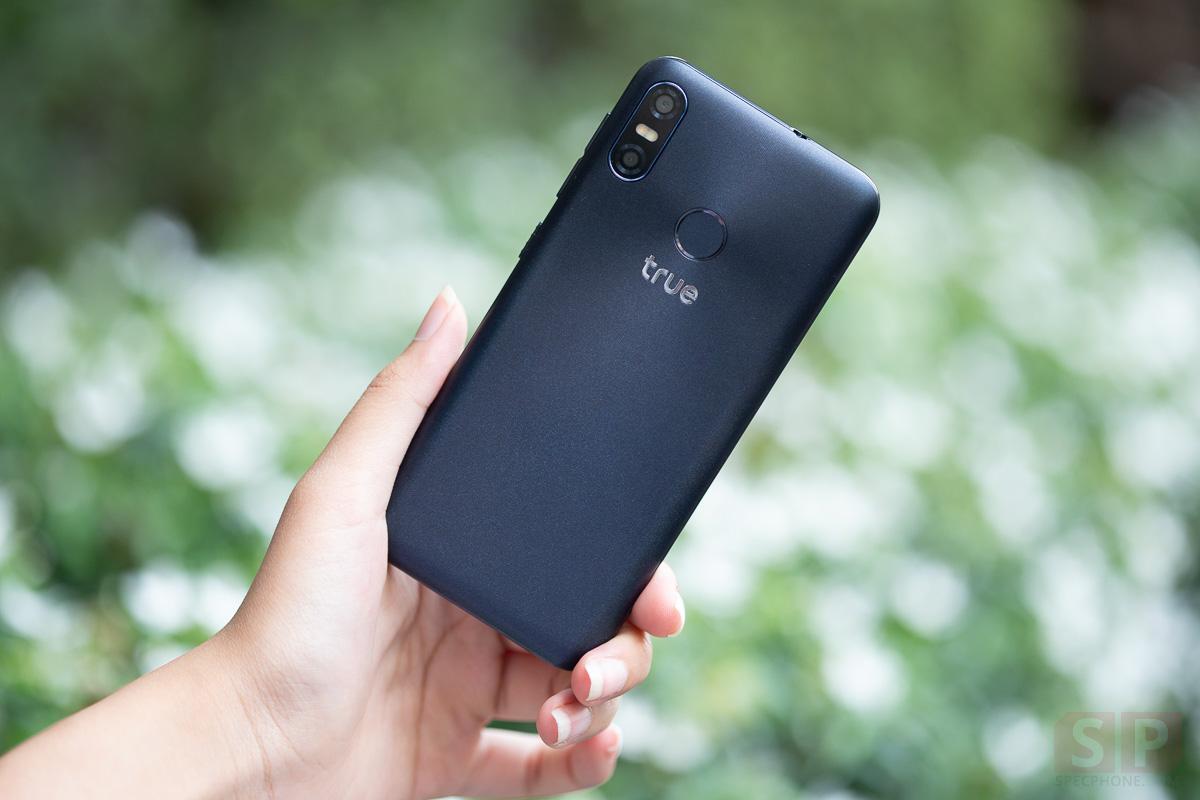 Review TRUE SMART 4G P1 SpecPhone 4 1