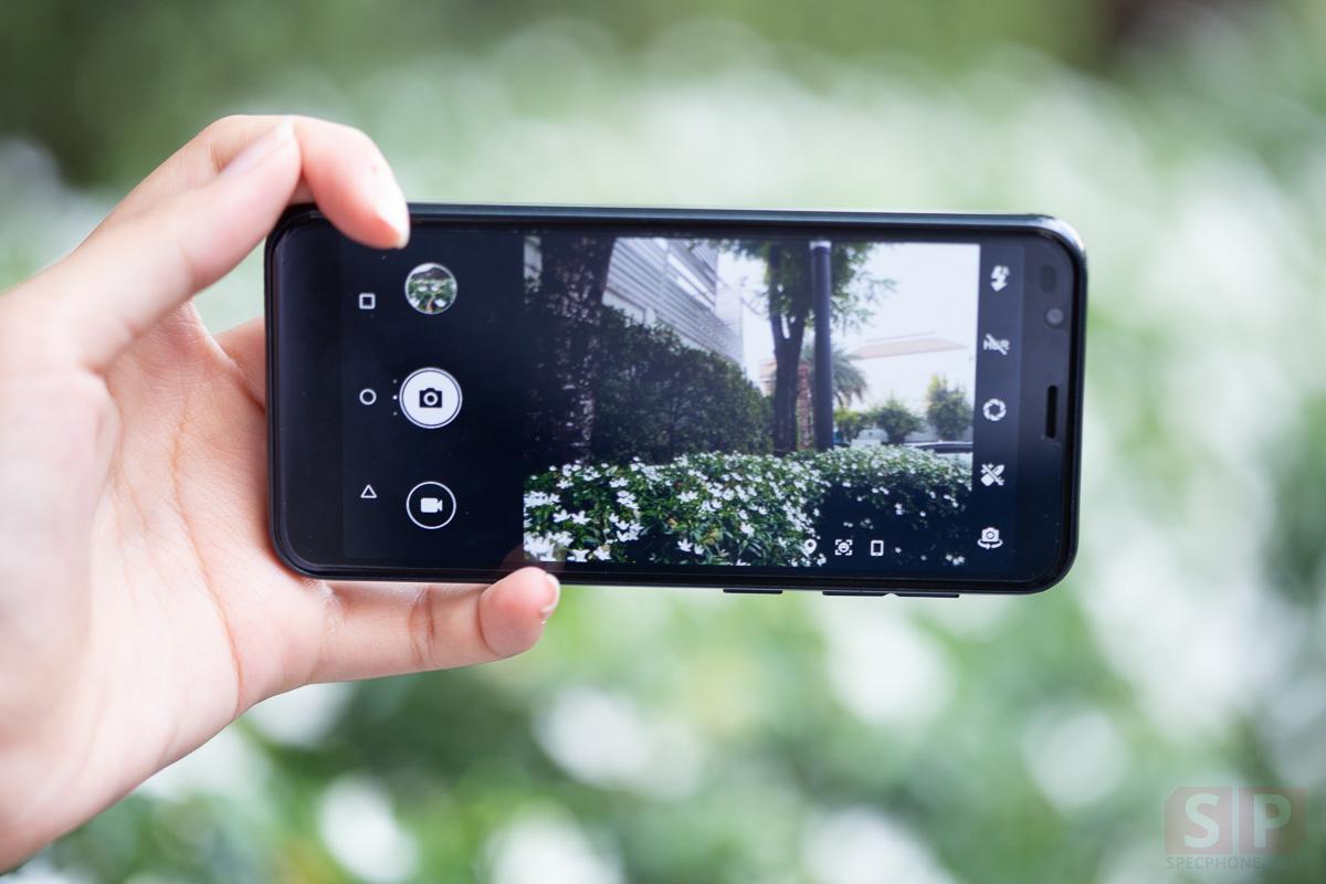 Review TRUE SMART 4G P1 SpecPhone 5