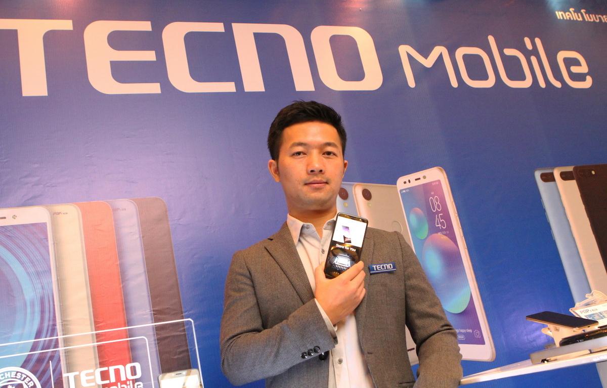 TECNO Mobile เปิดตัว สมาร์ทโฟนรุ่นใหม่ล่าสุด ตอบโจทย์ไลฟ์สไตล์สำหรับทุกคน