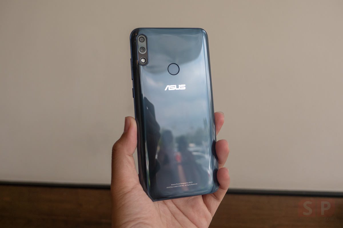 Review ASUS ZenFone Max Pro M2 SpecPhone 0001