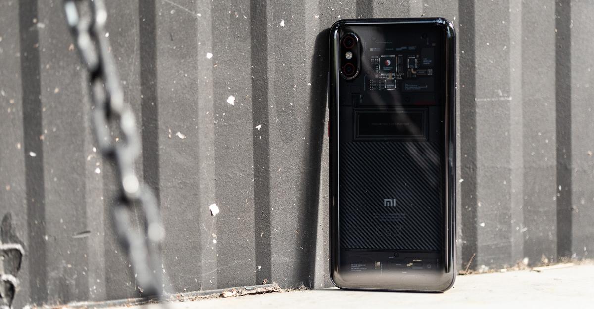 รีวิว Xiaomi Mi 8 Pro