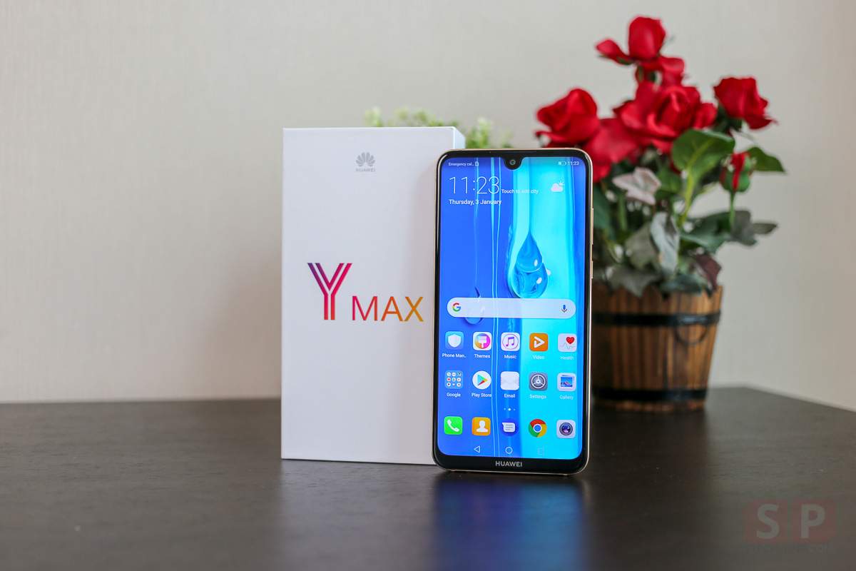 Review HUAWEI Y Max SpecPhone 0017