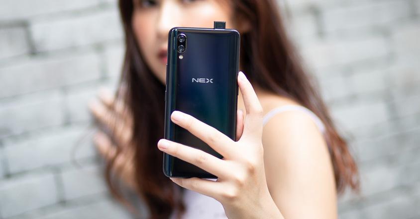 Review Vivo Nex S AR SpecPhone 13