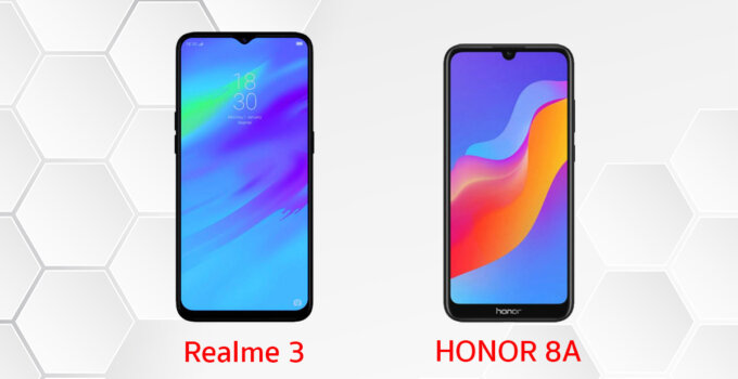 SP Update Realme 3 and Honor 8A Cover