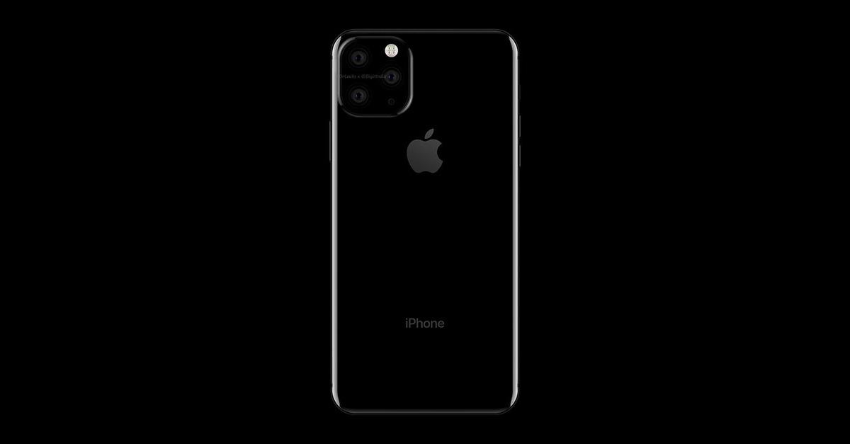 WSJ reveals 2019 iPhone lineup details