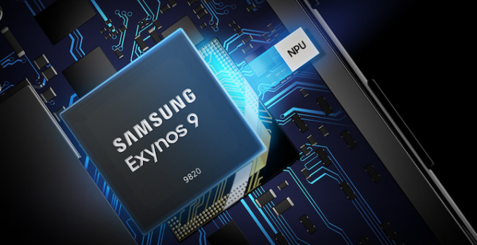 exynos 9820 featured