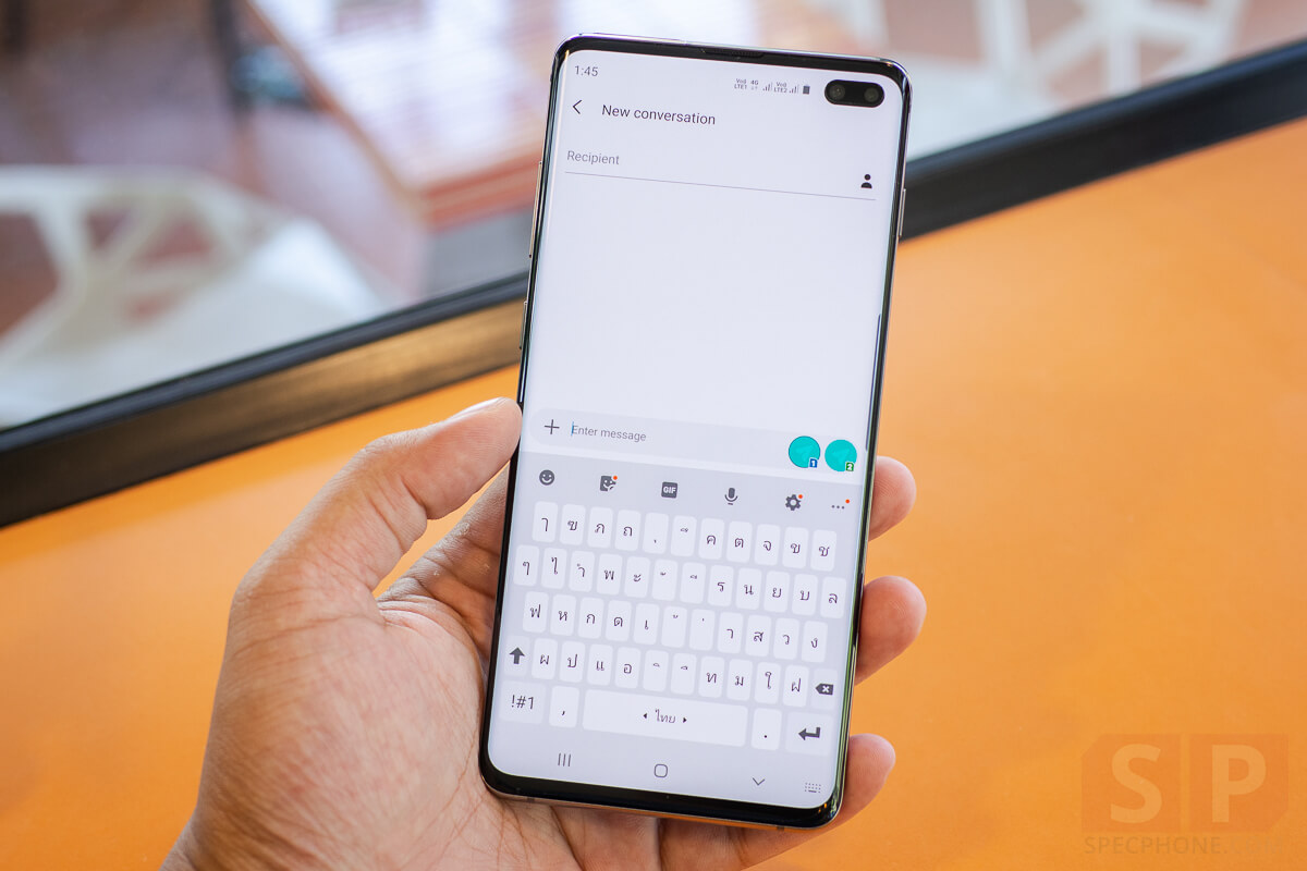 Review Samsung Galaxy S10 Plus SpecPhone 11