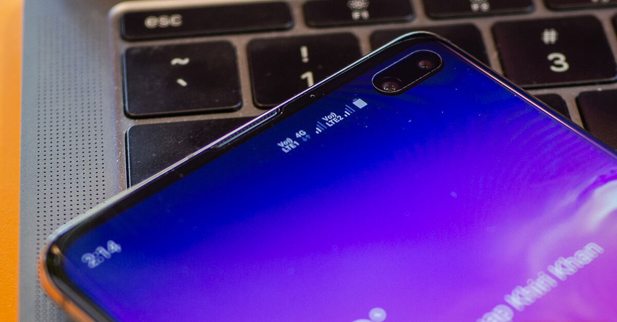 Review Samsung Galaxy S10 Plus SpecPhone 41