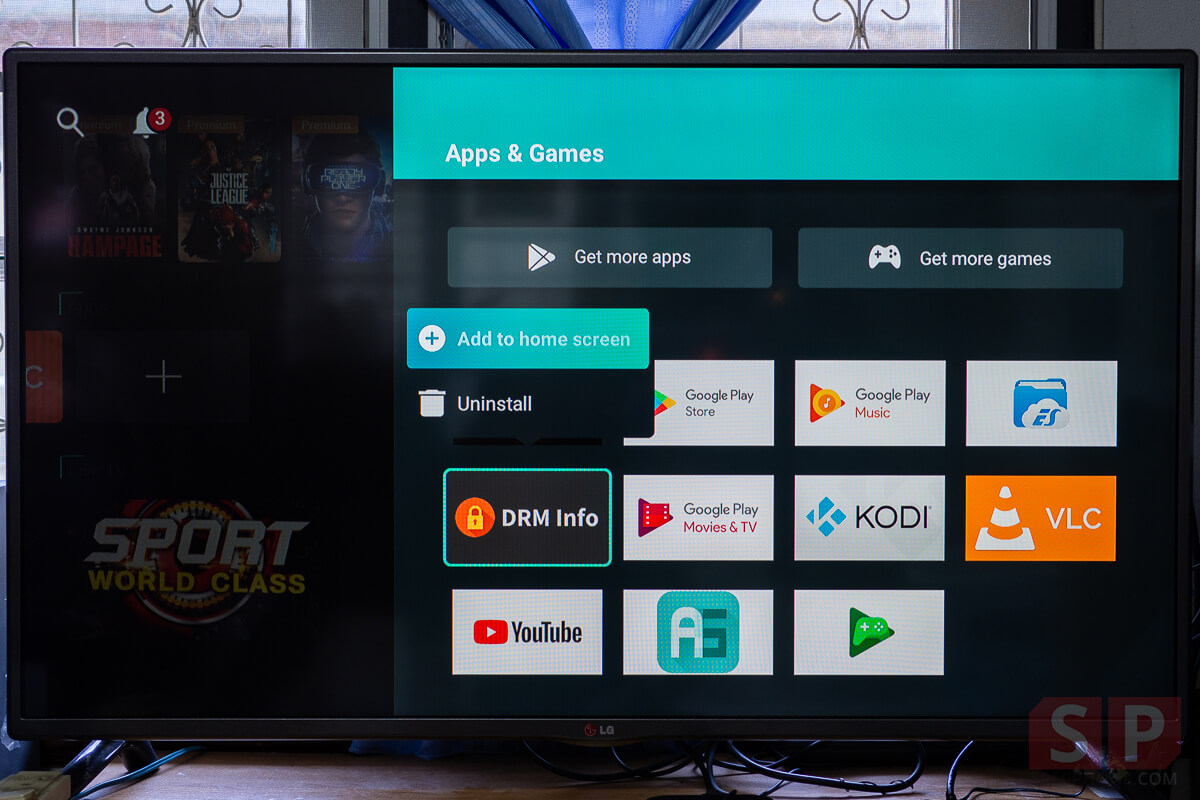 Review True ID TV Box SpecPhone 56