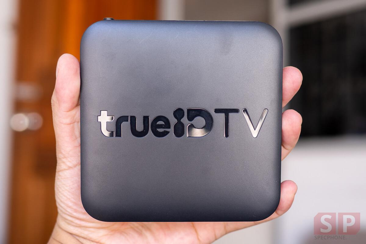 Review True ID TV Box SpecPhone 8