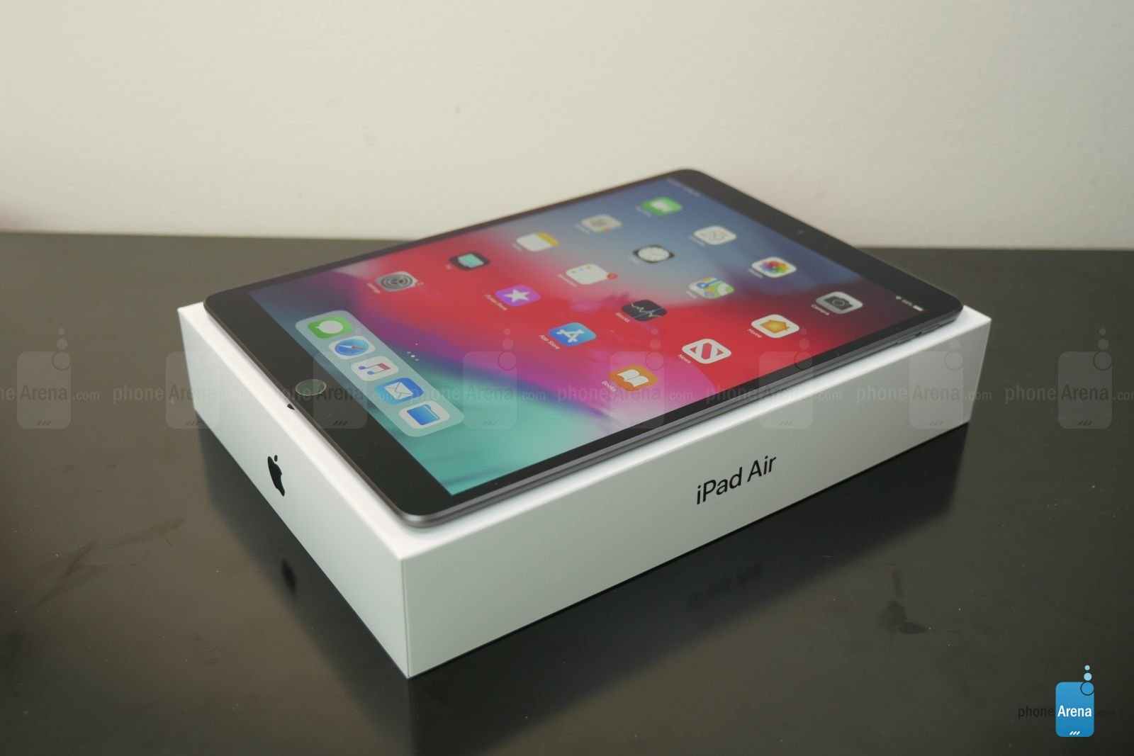 Apple iPad Air 2019 unboxing 1