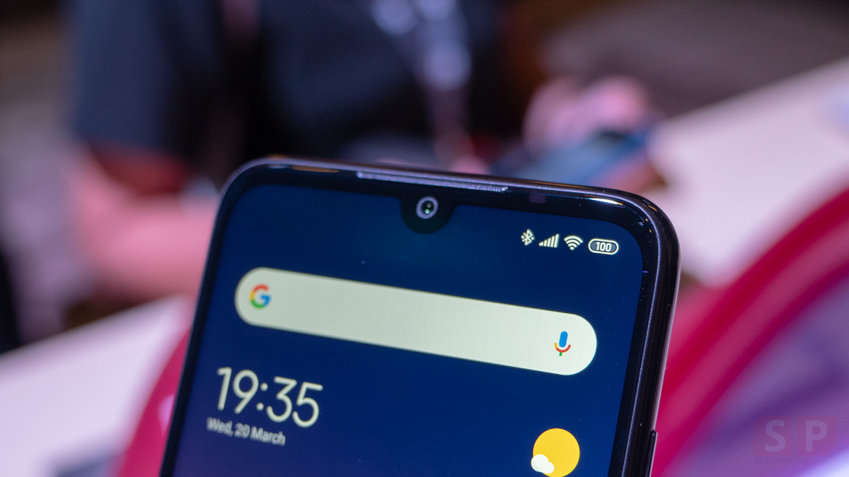 Hands on Redmi Note 7 by Xiaomi SpecPhone 0003