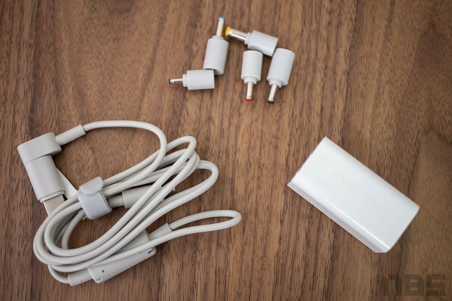 Review Innergie PowerGear 65U NBS 00009