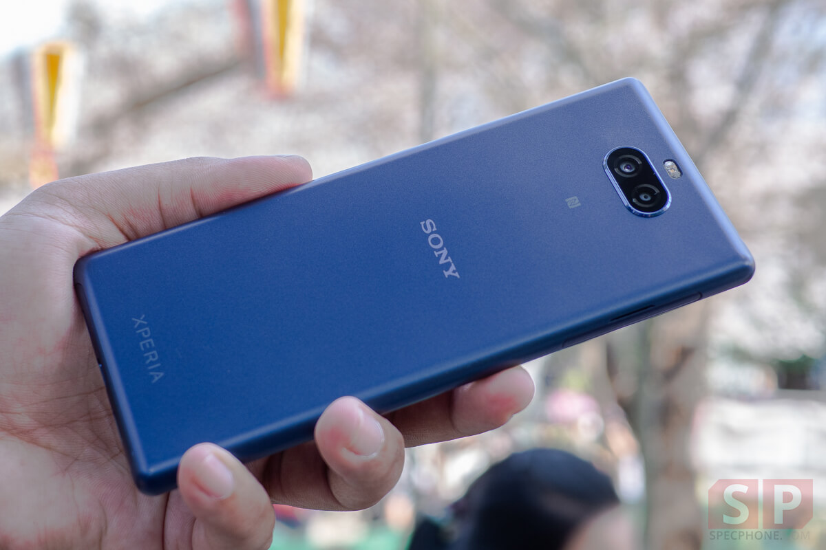 Review Sony Xperia 10 SpecPhone 11