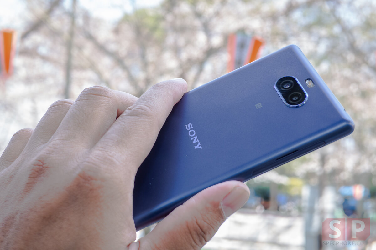 Review Sony Xperia 10 SpecPhone 20