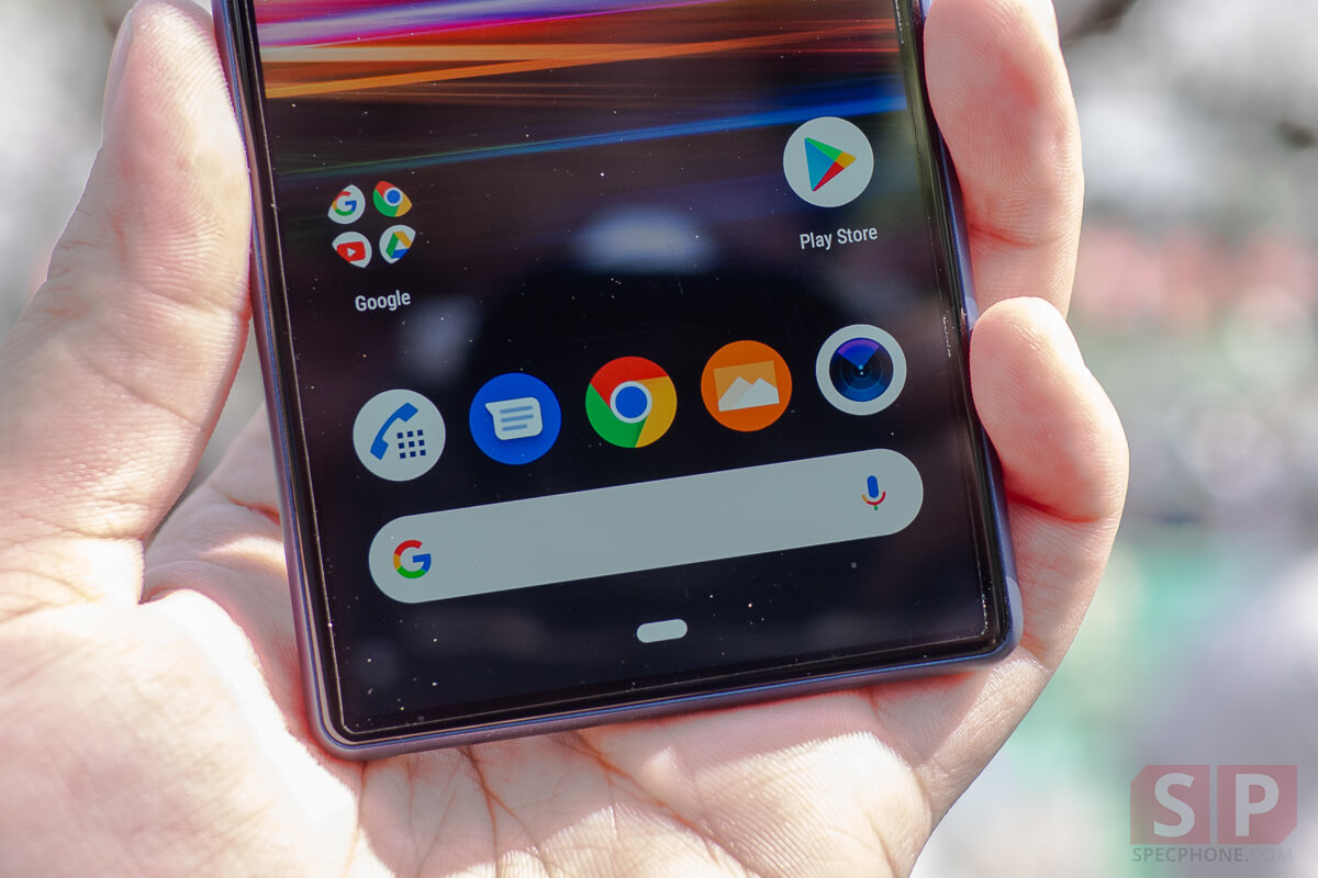 Review Sony Xperia 10 SpecPhone 3