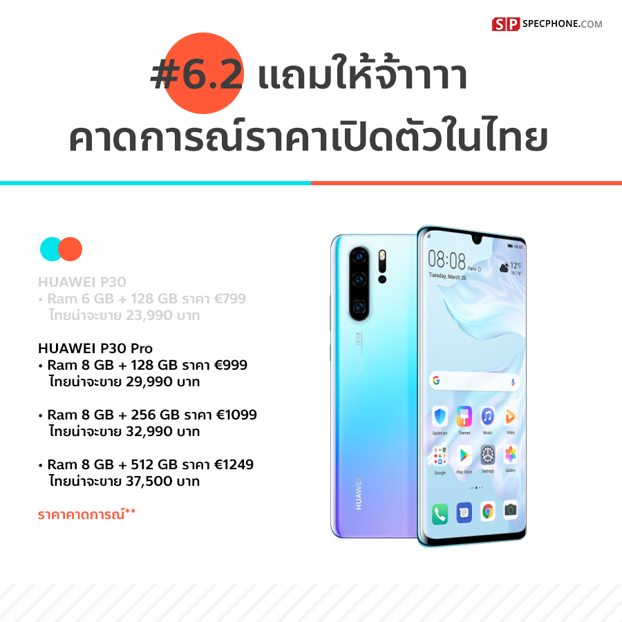 SP 190327 FB Post 5 WOW HUAWEI P30 7 2