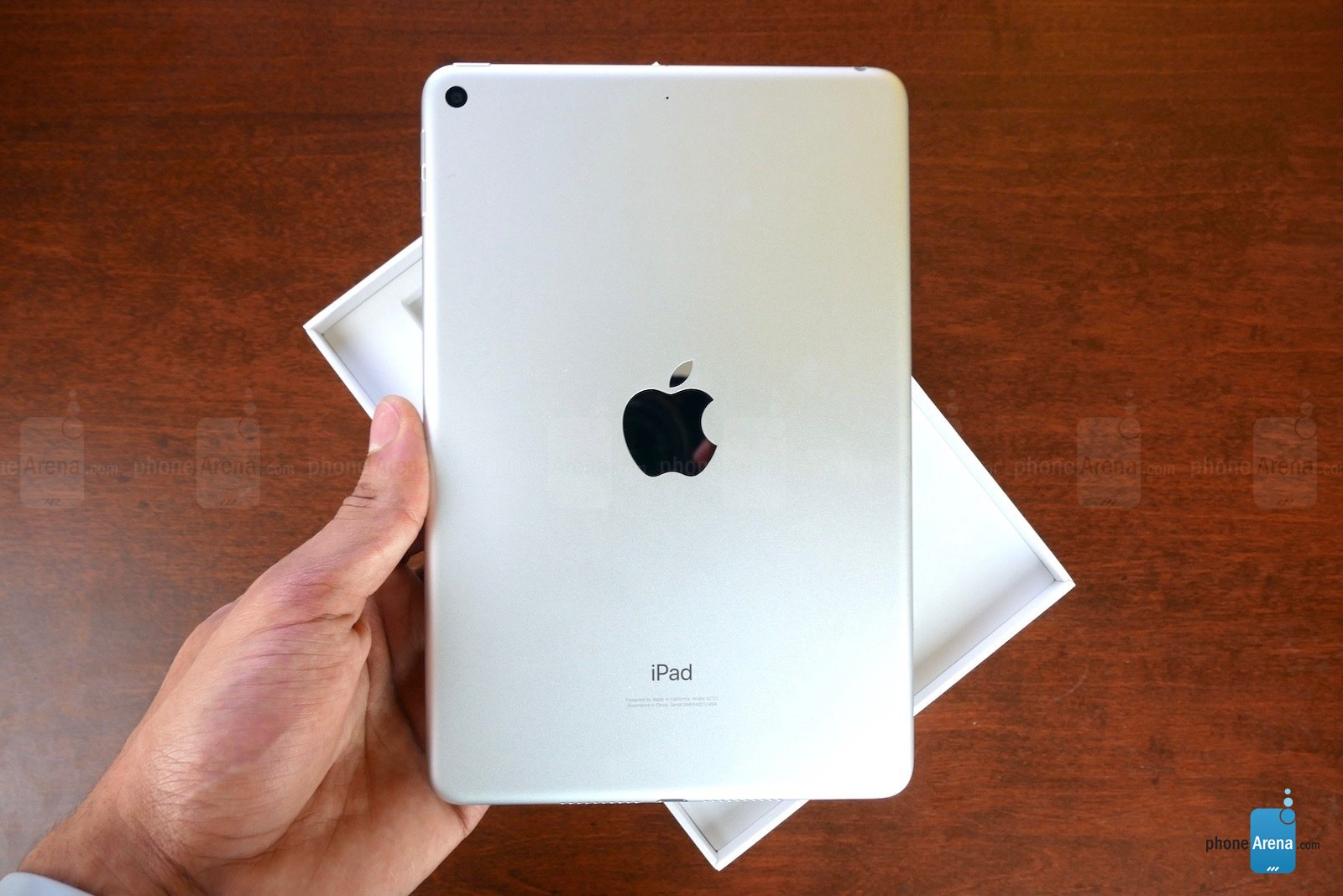 iPad Mini Unboxing 2019 2