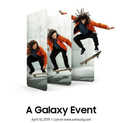 Galaxy-A-Event-Live